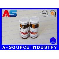 Quality 10ml Vial Steroid Bottle Stickers Custom Design And Printing 10mL Sticker for sale