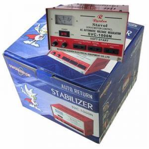 Quality SVC-1000VA Servo-motor Control Voltage Stabilizer for sale
