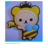 Wholesale custom cartoon soft PVC keychain from china suppliers