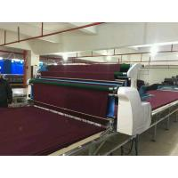 Wholesale Max Cloth Width 210cm Elastic Cloth / Fabric Spreader Machine Panasonic Servo Motors from china suppliers