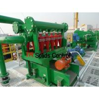 Wholesale Thailand city construction Mud cleaner with shale shaker, desander, desilter from china suppliers