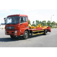 Wholesale Dong Feng 4x2 Dry Bulk Truck Transport Bulk Cement Powder Truck 1800 - 2500mm from china suppliers