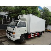 Wholesale China best price JMC 4*2 LHD refrigerated truck for sale, factory sal best price JMC cold room truck for fruits and meat from china suppliers