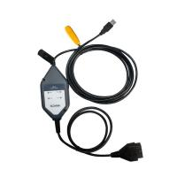 Wholesale Newest Scania VCI 2 SDP3 for Trucks and Buses Truck Diagnostic tool from china suppliers