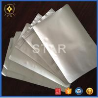 Quality Silver Aluminum Foil Packaging Bag for Electronic Components for sale