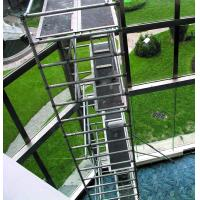 Wholesale OEM Stairway Scaffolding 10M Safe 2kn / ㎡ Loading Capacity Adjustable Scaffold from china suppliers
