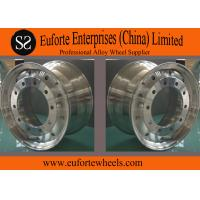 Wholesale Paint  Polished Silver Forging Truck Wheel Rim / 22.5 aluminum truck wheels from china suppliers