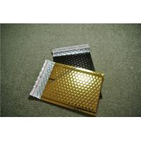 Puncture Resistant Metallic Foil Mailers , Colored Padded Envelopes145x210mm #C