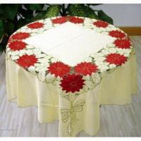 Wholesale Table Cloth, Suitable for Homes, Outdoor, Hotels, Wedding, Available in Various Designs from china suppliers