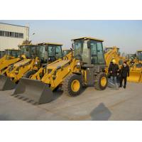Wholesale Water Cooling Engine Compact Tractors with Backhoe and Loader,  Backhoe Loader Tractor from china suppliers