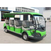 Wholesale Customized Colour Electric Passenger Bus 48V Battery Powered For 11 Person from china suppliers