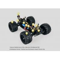 Wholesale RTR Onroad 1/10 Scale Electric RC Car All Terrain Tyres Rock Climbing from china suppliers