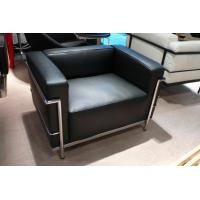 Office Leather Cushion Le Corbusier Lc2 Sofa , Sectional Cassina Lc2 Sofa SGS