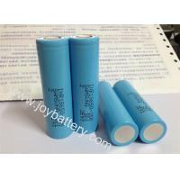 Buy cheap INR18650 25R Samsung 18650 2500mAh 20A High Power Li-ion Rechargeable Battery Cell from wholesalers
