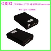 Wholesale FVDI Opel AVDI ABRITES Commander For Opel Vauxhall from china suppliers