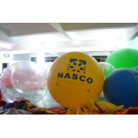 Wholesale Commercial Inflatable Advertising Helium Balloons For Outdoor Advertisment / Multi Color from china suppliers