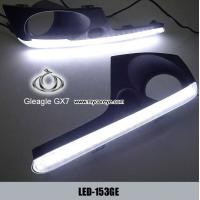 Wholesale Gleagle GX7 DRL LED Daytime Running Lights automotive led light kits from china suppliers