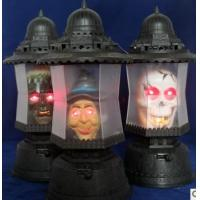 Wholesale Halloween supplies portable extra large lamp music lights supplies double halloween lights from china suppliers