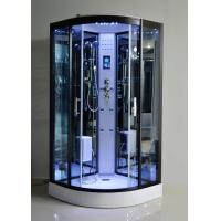 Wholesale Fully Enclosed Residential Steam Shower Units , Steam Shower Bath Enclosure Durable from china suppliers