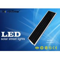 Wholesale 6500K - 7000K Waterproof LED Solar Street Lights Outdoor 120° Beam Angel from china suppliers