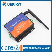 Buy cheap [USR-WIFI232-630] Serial RS232/ RS485 to Wifi Server with 2 Channel RJ45 from wholesalers