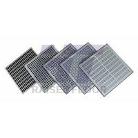 Wholesale Portable Aluminum Perforated Raised Floor Tiles Airflow Rate With Solid Panel from china suppliers