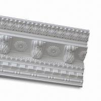 Wholesale PU Plain Cornice Moldings, Impervious to Insects and Moisture Resistant from china suppliers