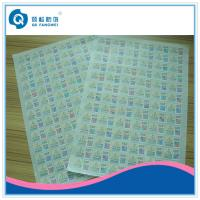 Wholesale Colorful Two-dimension Code Labels , Self Adhesive Barcode Labels In Sheet from china suppliers