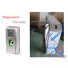 Buy cheap Outdoor Durable Theftproof Fingerprint Turnstile Barrier Gate 304 Stainless Steel from wholesalers