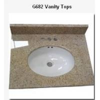Wholesale granite countertop and vanity top from china suppliers