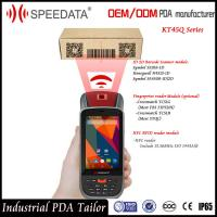 Wholesale 4G Rugged Android 5.1 Portable Data Collector PDA with Handheld Barcode Scanner from china suppliers
