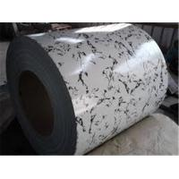 Wholesale Stone Grain Color Coated Galvanized Steel Coil from china suppliers