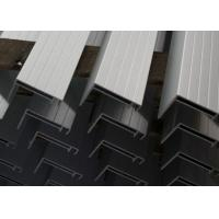 Wholesale Nautral Aluminum Solar Panel Frame 6063-T5 With Oxidized  / Anodizing from china suppliers