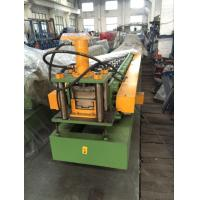 Wholesale Guide Column Roller Fixer Door Frame Roll Forming Machine with Flying Saw Cutting from china suppliers