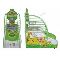 Wholesale Kiddie Lovely Little Pig Basketball Game Machine Coin OP Arcade Machines from china suppliers