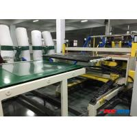 Wholesale Transparent Embossed Diamond Plastic Sheet Production Line 200 - 550kgh Capacity from china suppliers