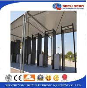 Wholesale 6 Zones Door Frame Metal Detector Walk Through Scanner Metal Detectors For Security from china suppliers