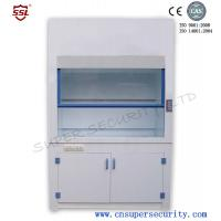 Quality 8mm Polypropylene Lab Fume Hood Rust-Resistance Pfh High capacity for sale