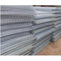 Quality Excellent Corrosion Resistance Electro-Galvanized Welded Wire Mesh For Lawn Fence for sale