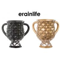Wholesale Hand Washing Double Handled Cup Ritual Judaism Polyresin Eco - Friendly from china suppliers