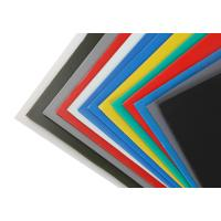 Wholesale Colored Outdoor Corrugated Plastic Sheets for Exhibition / Information Panel / Warning Sign from china suppliers