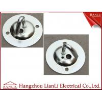 Wholesale Custom 20mm 25mm Electrical Steel Hook Combination Electro Galvanized , BS4568 Standard from china suppliers