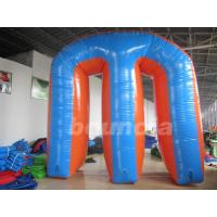 Wholesale M Millennium Inflatable Paintball Bunker with Durable Plastic Ground Stakes from china suppliers
