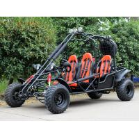 Wholesale Mini 200cc Disc Brake CVT Go Kart Buggy With Single Cylinder , 4 Stroke from china suppliers