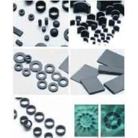 Wholesale Sintered Ferrite Ceramic Magnetics Segments for Motors from china suppliers