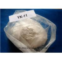 Wholesale 99% Purity No Harsh Side Effects SARM Human Androgen Receptor Pharmaceutical Grade Slimming Steroid YK-11 431579-34-9 from china suppliers