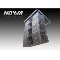 Wholesale Flexible Touring Portable Line Array Speakers 3 Way For Living Performance from china suppliers