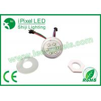 Wholesale 45mm Digital Programming Rgb Led Pixel 6 Smd5050 Lapms IP68 Under Water from china suppliers
