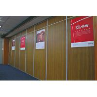 Wholesale Top Hanging System Conference Room / Office Partition Walls With Aluminum Track from china suppliers