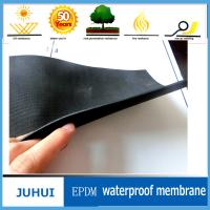 China EPDM  waterproof materials/waterproof membrane on sale